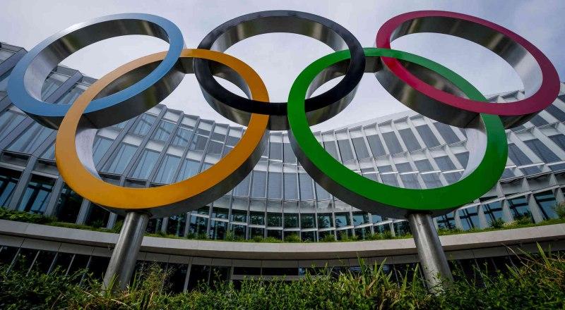 В этом здании, где расположена штаб-квартире МОК, соберётся исполком ВАДА, которому предстоит решать судьбу российских спортсменов.