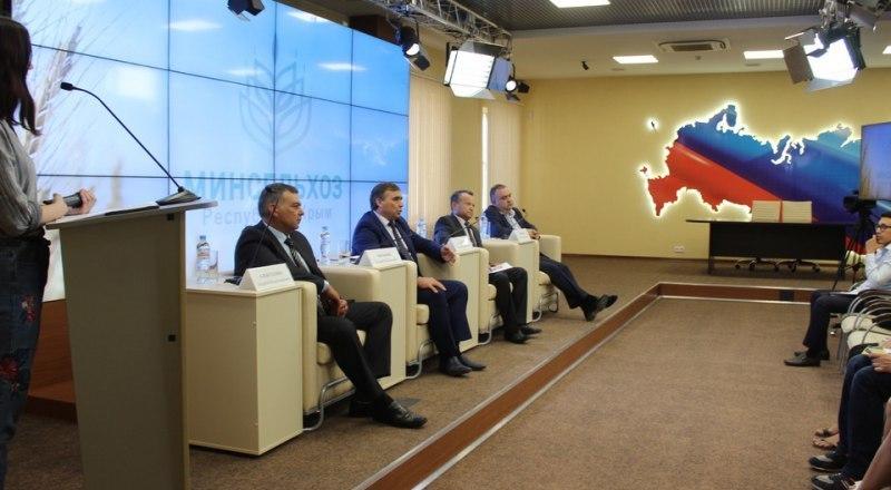 Фото: пресс-служба Министерства сельского хозяйства РК