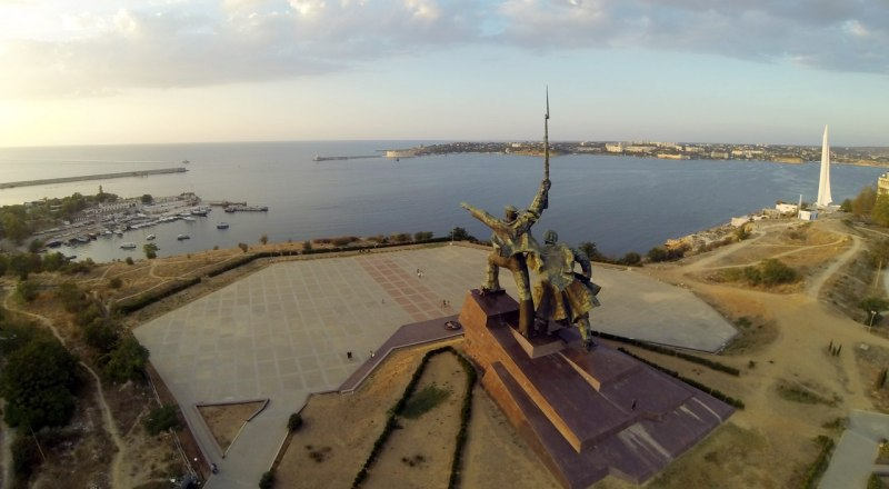 Рядом с памятником Матросу и Солдату появится Музей обороны Севастополя.