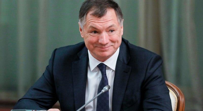 Марат Хуснуллин. Фото Екатерины Штукиной/РИА Новости.