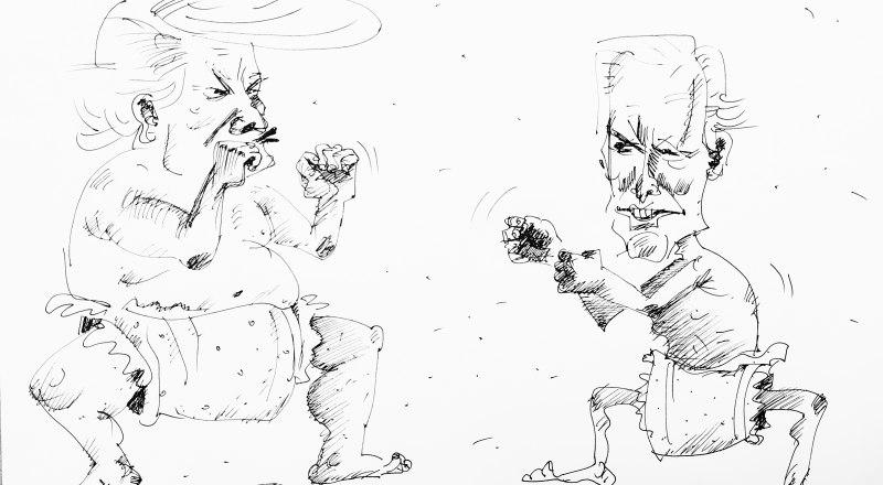 Рисунок Эдуарда Кулиша