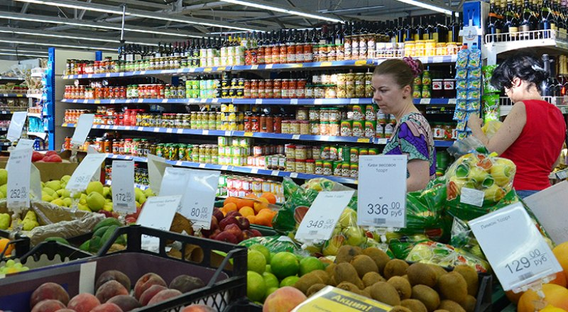 По мнению общественников, продуктовые ценники должны быть двойными: с указанием стоимости единицы товара, а также объёма или веса фасовки.
