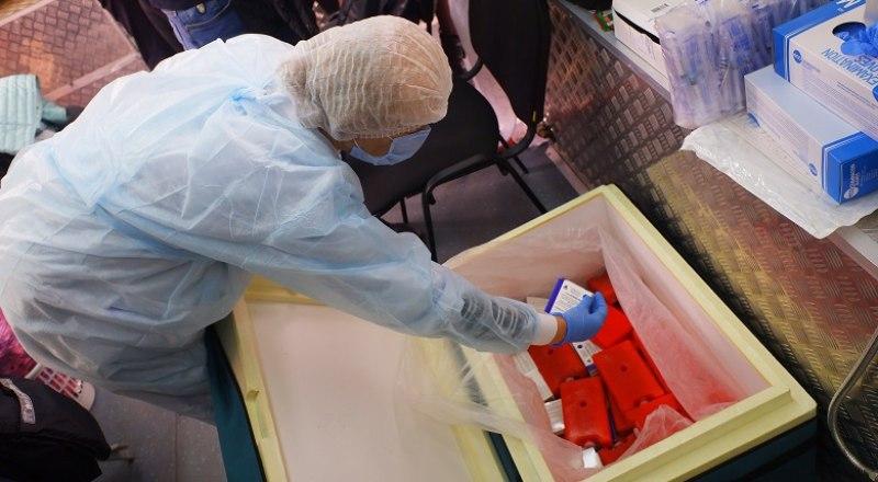 Запасов «Спутника V» в Крыму достаточно, чтобы открыть дополнительные пункты вакцинации.