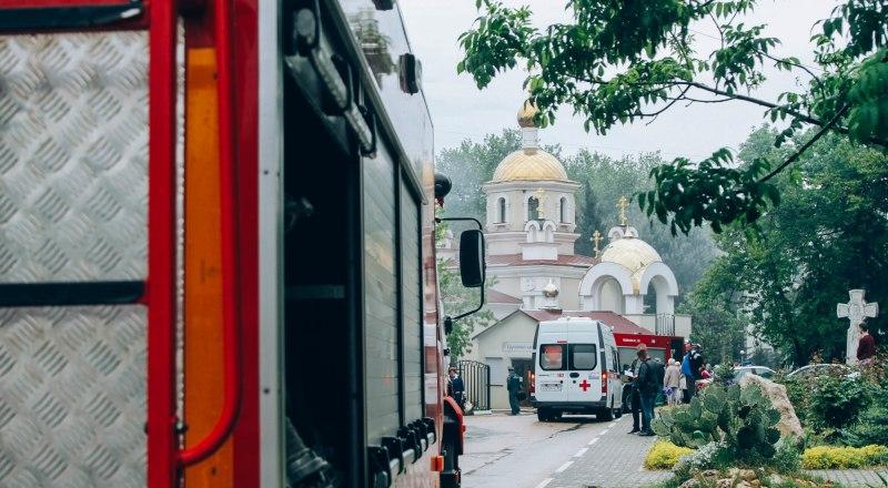 Фото: пресс-служба ГУ МЧС России по Севастополю