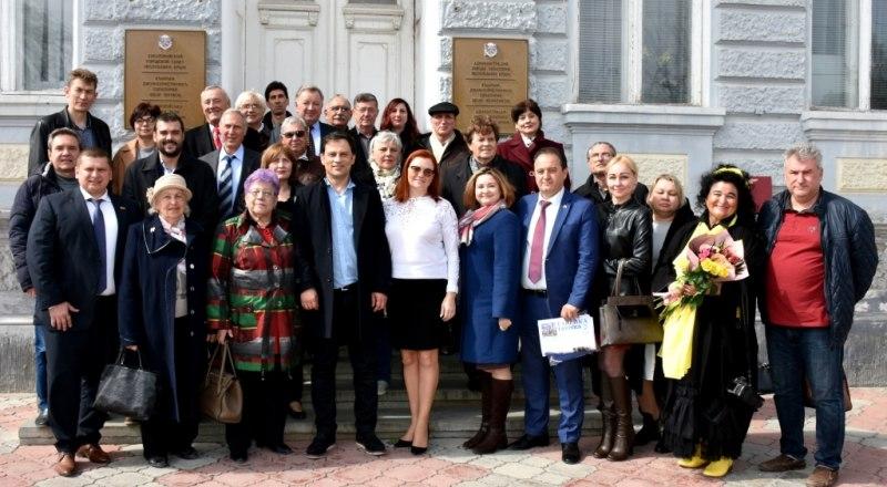 Фото: Информационно-аналитический отдел Евпаторийского городского совета