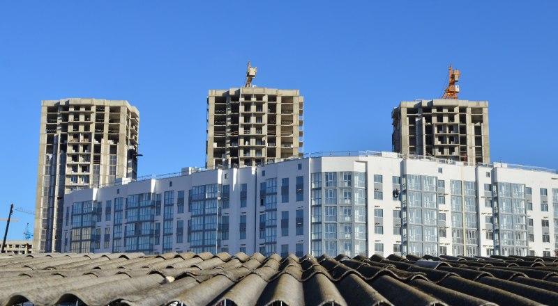 В прошлом году в Крыму построили в два раза больше жилья, чем в 2018-м.