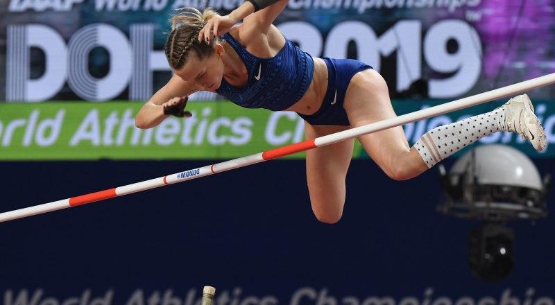 Неужели чемпионка мира в прыжках с шестом Анжелика Сидорова может пропустить вторые подряд Олимпийские игры, причём не по своей вине?