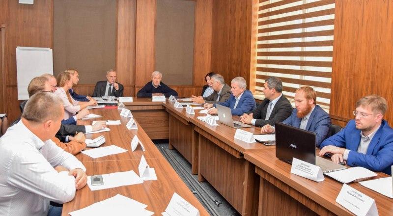 Фото: Отдел по связям с общественностью и СМИ администрации города Евпатории.