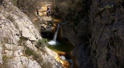 Главный водопад Баги очаровывает.