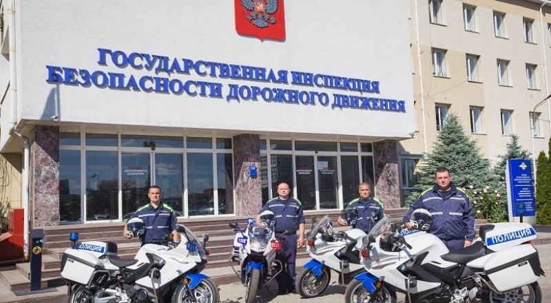 Сотрудники Госавтоинспекции готовы оперативно реагировать на вызовы.