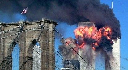 Теракт 11 сентября унёс почти 3000 жизней.