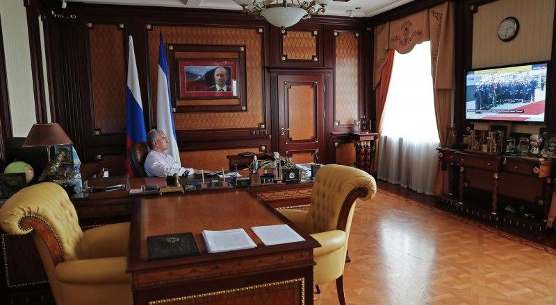 Фото: Управление информации и пресс-службы главы Республики Крым.