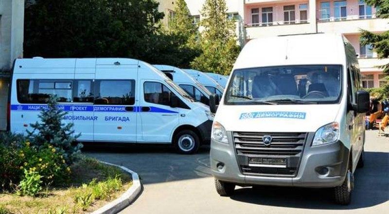 Автомобили выделены в рамках реализации нацпроекта «Демография». Фото с сайта c-inform.info