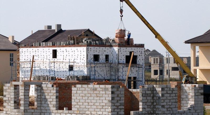 На строительство дома в селе можно будет брать ипотеку.