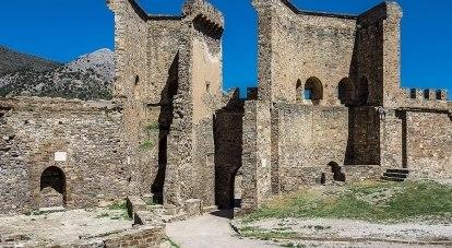 Фото: Государственное бюджетное учреждение Республики Крым «Музей-заповедник «Судакская крепость»