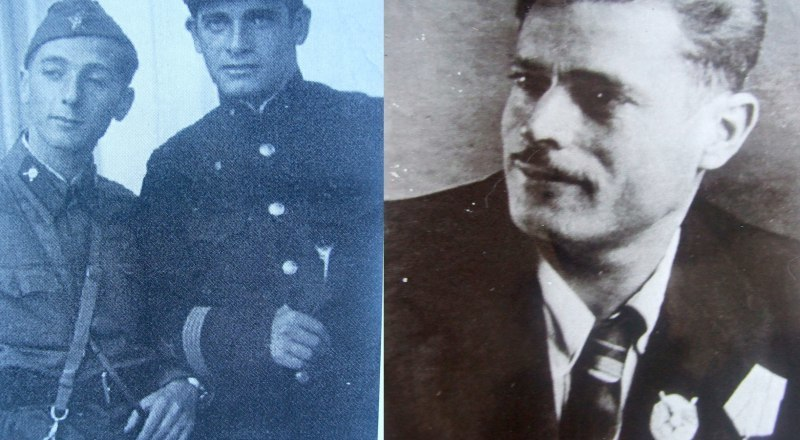 Михаил и Эммануил Грабовецкие, Леонид Яблонский.