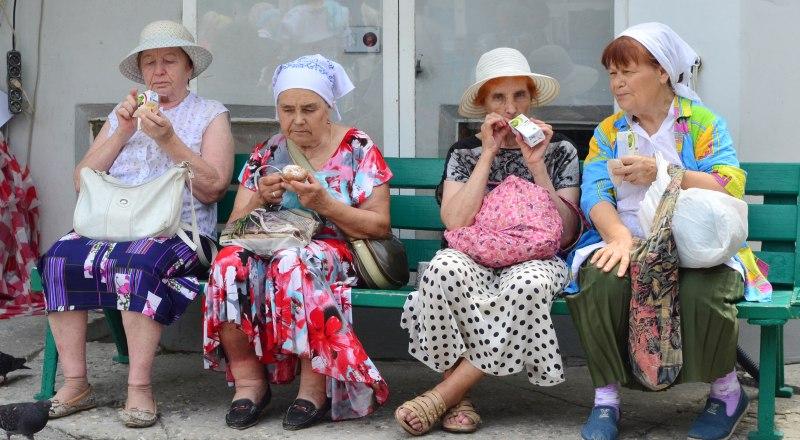 У пенсионеров остаётся много вопросов.