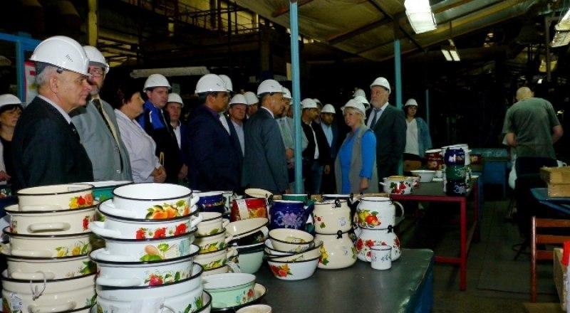 Фото: пресс-служба Министерства промышленной политики Республики Крым