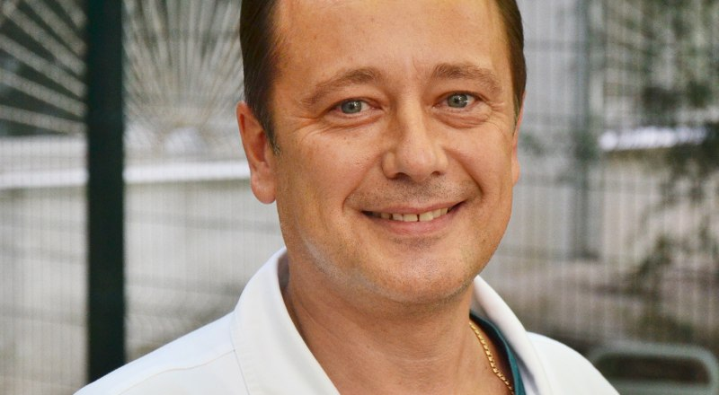 Александр Голиков.