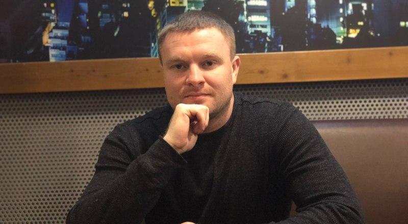 Евгений Пичугин.