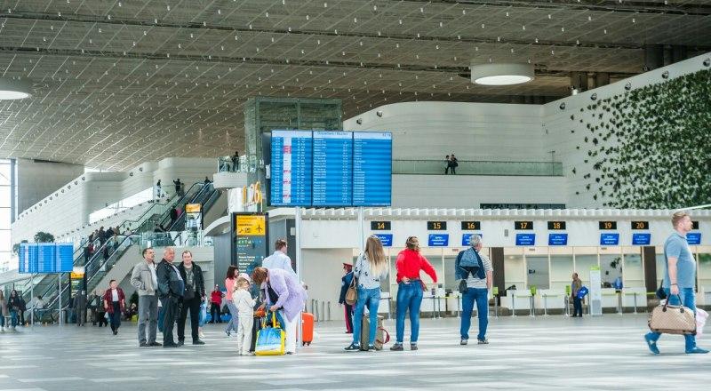 Фото пресс-службы аэропорта Симферополь