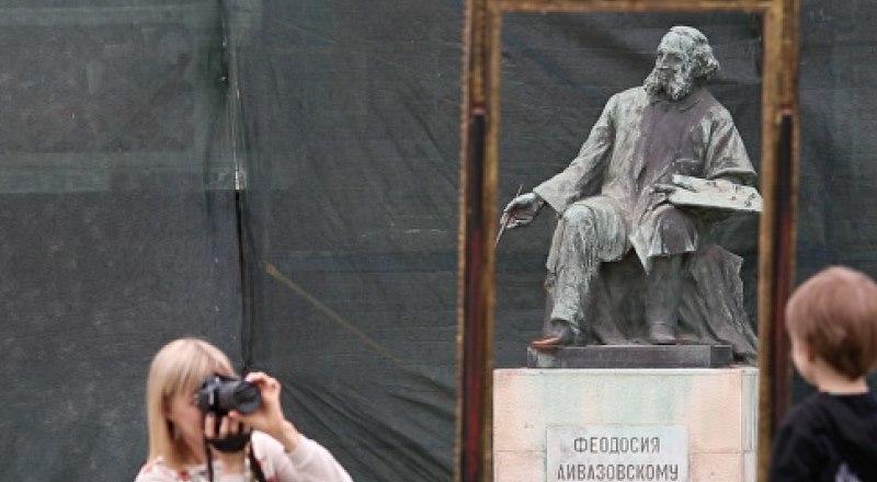 Кадр из фильма «Я - Айвазовский, родом из Крыма».