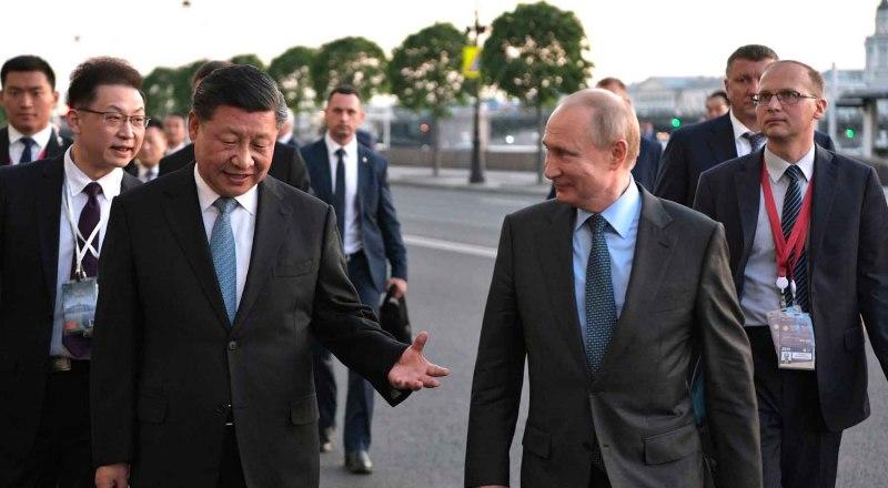 Главным гостем ПМЭФ-2019 стал председатель Китайской народной республики Си Цзиньпин.