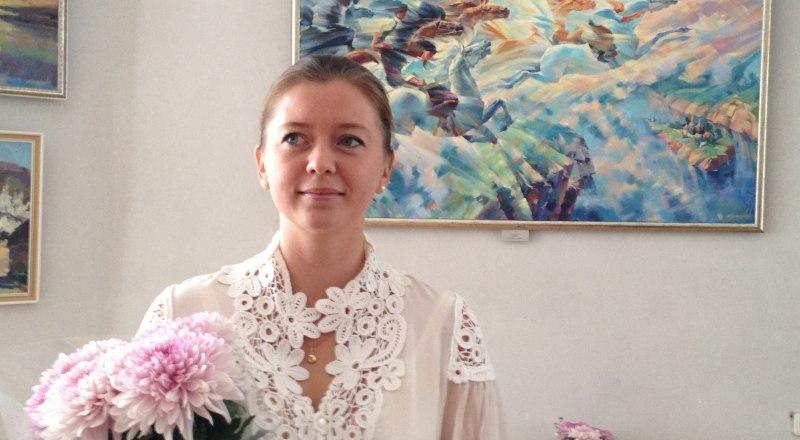 Анастасия Калюжная.