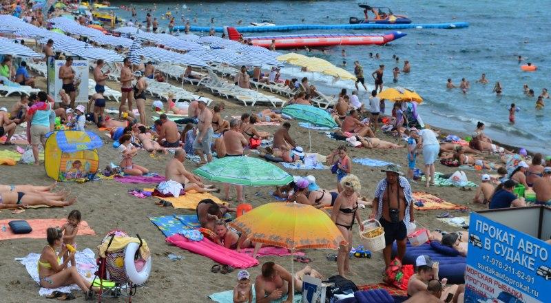 Популярность Крыма среди российских туристов растёт.