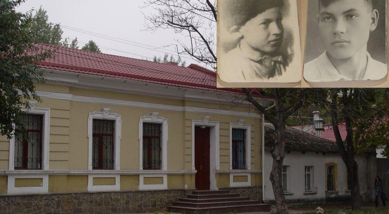 Леонид, Владимир Боронаевы и их явочная квартира.