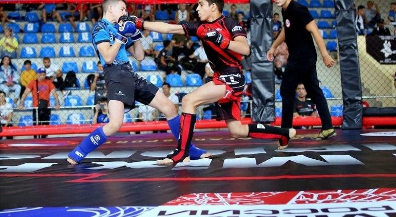 Можно ли уметь всё? В ММА можно. Открытый турнир «Grand Mixfight 1» в Симферополе стал малым чемпионатом страны. Фото Федерации СБЕ в РК.