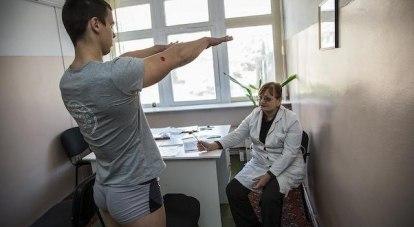 На воинскую службу в весенний призыв отправят 2,4 тысячи крымчан.