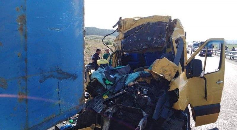 ДТП на трассе «Таврида» 31 июля унесло жизни 9 человек.