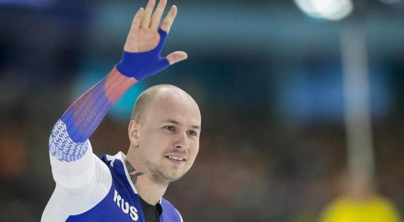 Вот такой он, 28-летний чемпион и рекордсмен мира и Европы в спринте Павел Кулижников.