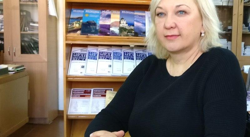 Наталья Рымаренко.