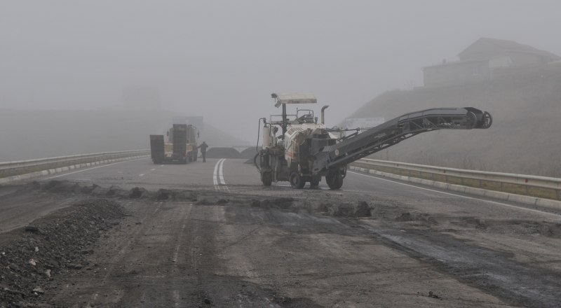 Симферополь получил почти 390 млн. руб. на ремонт дорог. Главное, чтобы все деньги «дошли» до улиц города.