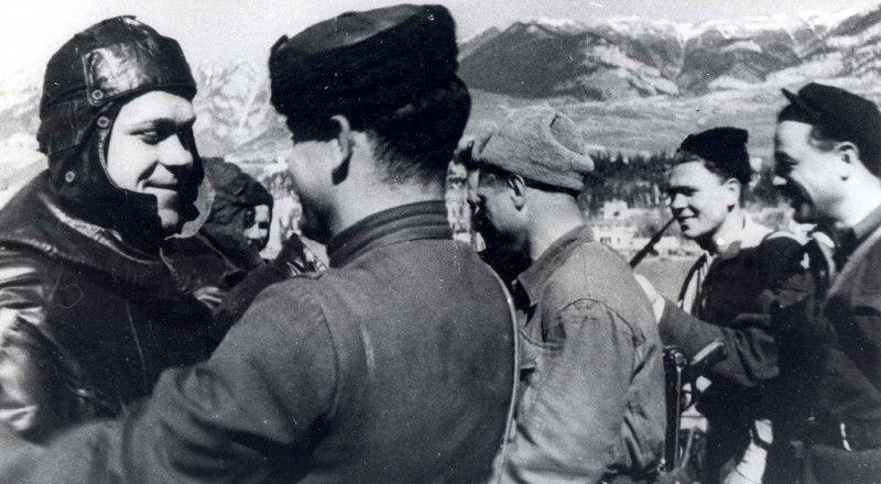 Южную столицу освобождала Отдельная Приморская армия и партизаны 7-й бригады.