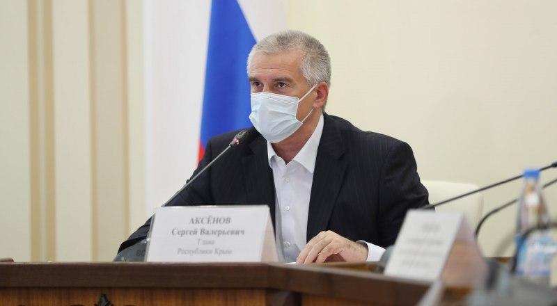 Через неделю Сергей Аксёнов хочет услышать, как решаются проблемные вопросы в управляющих компаниях.