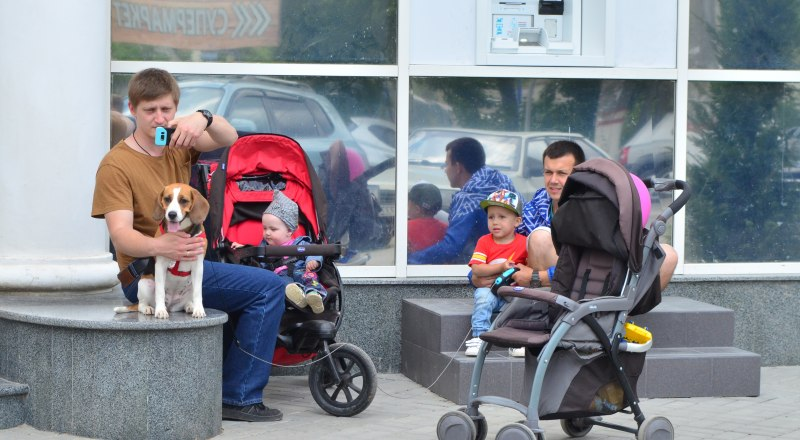 Пособие на ребёнка будут выплачивать ежемесячно.