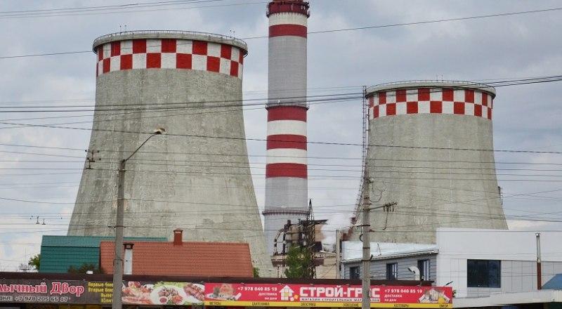 Симферопольская ТЭЦ нуждается в реконструкции.