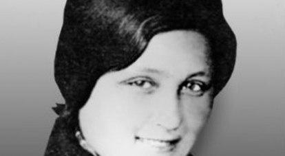 Алиме Абденанова - Герой России (посмертно).
