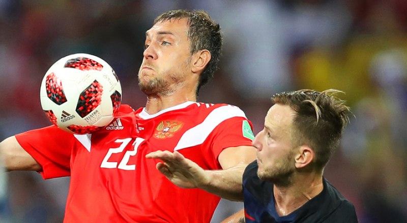 Пока лучший российский бомбардир в стартовавшей Лиге наций Артём Дзюба забил два гола.