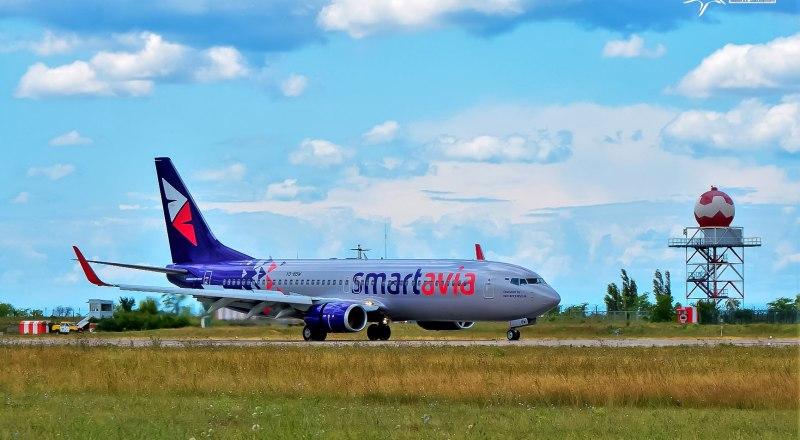 Фото пресс-службы аэропорта Симферополь.