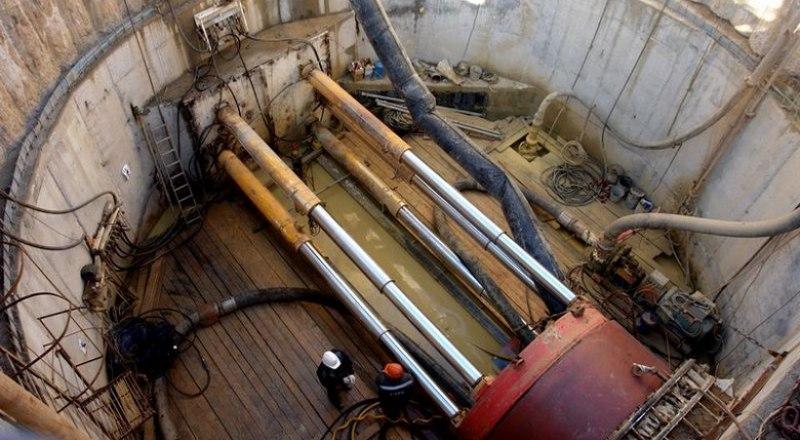Пропускная способность коллектора составит 175 тысяч кубометров стоков в сутки.