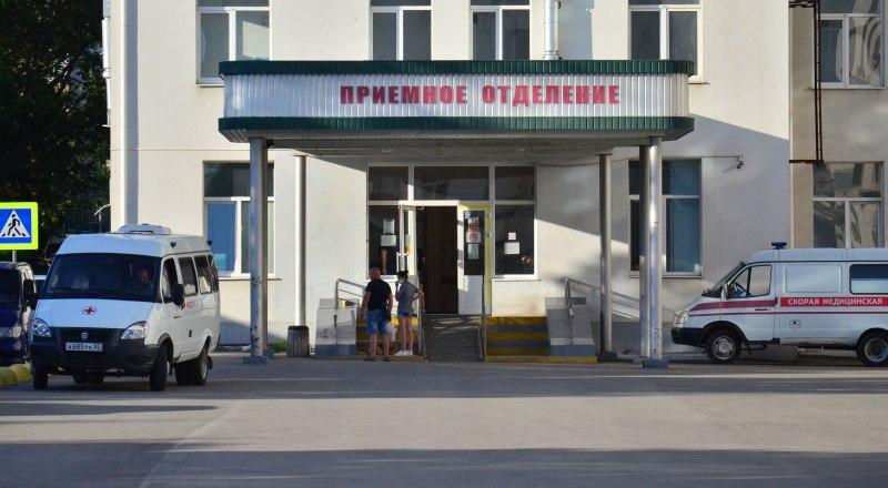 В Крыму свободно лишь 10% коечного фонда, предназначенного для COVID-пациентов.