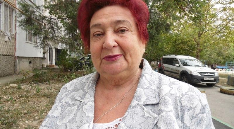 Людмила Семёнова.