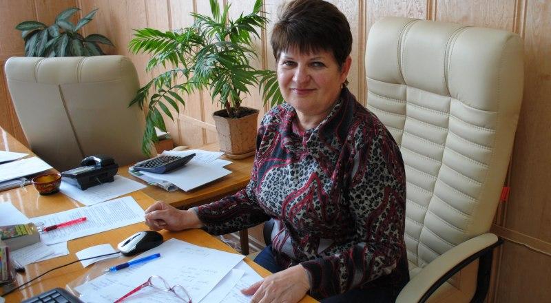Людмила Радченко.