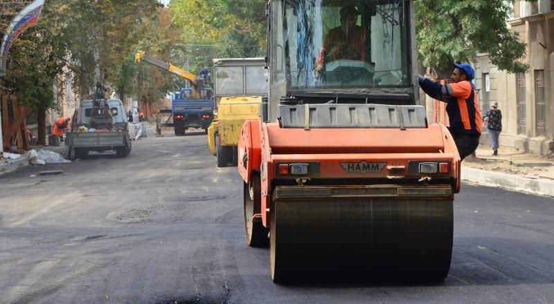 Теперь ремонт симферопольских дорог будет проводиться вместе с переустройством инженерных сетей.