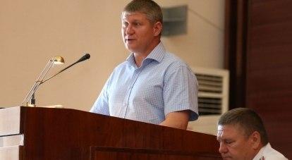 Михаил Шеремет: Казачество в Крыму будет продолжать развиваться
