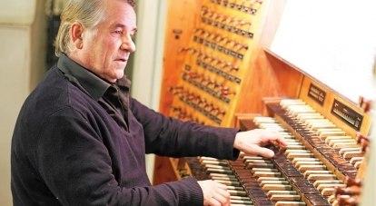 Уникальный органный зал